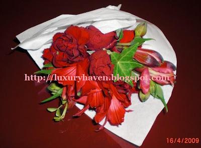 ginza shiseido parlour flowers