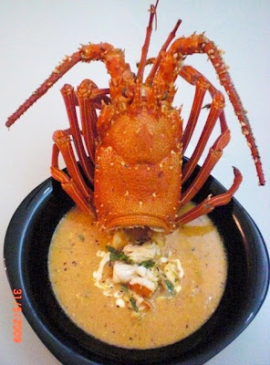 classical lobster bisque recipe