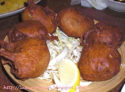 safari african restaurant bar deep-fried crocodile meat