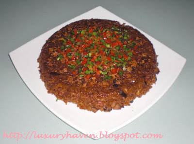 glutinuous rice recipe chinese cooking