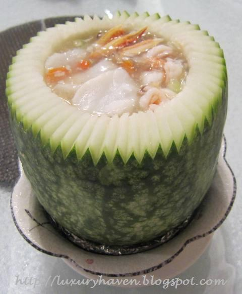 shark fin melon. of this Shark#39;s Fin Melon