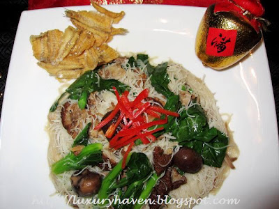 chinese new year heavenly pork bee hoon recipe