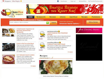 scallop recipe featured in openrice singapore