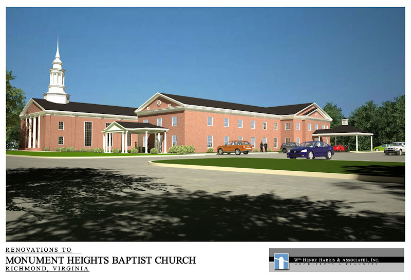 Monument Heights Baptist Church Begins New Renovation Project title=