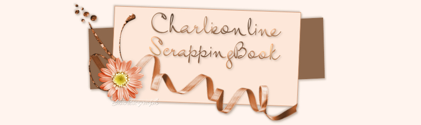 Charlieonline ScrappingBook