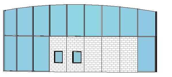 Difference Between Storefront And Curtain Wall : Revit fix curtain wall and systems