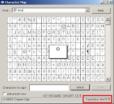 Revit Fix Text Symbols Character Map Charmap