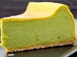 You can create a delicious and spooky Halloween treat by baking some amazing Japanese green tea cheesecake using Sencha powder or Matcha