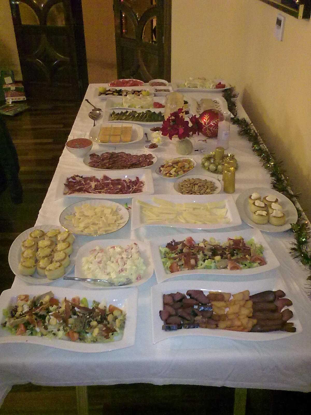 cena de noche buena - Ideas Para La Cena De Nochebuena