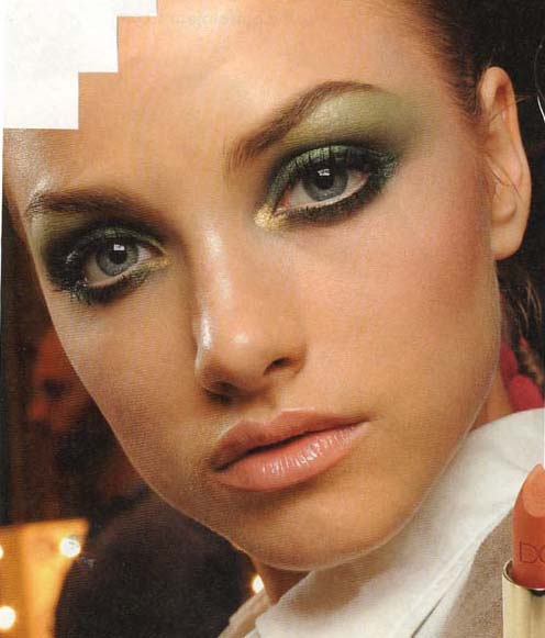 Beauty Style Make Ideas Military Look