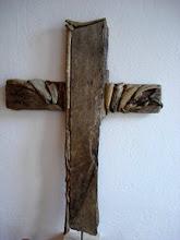 Altarkreuz der christlichen Gemeinde in Alanya