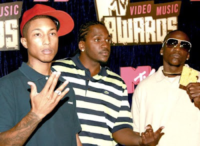 clipsepha New! Clipse Ft. Cam&#039;Ron &amp; Pharrell   &quot;Popular Demand&quot; (Popeye&#039;s)