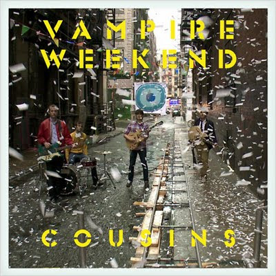 VampWkndCousins New! Vampire Weekend   &quot;Cousins&quot; (Toy Selectah Mex More Remix)