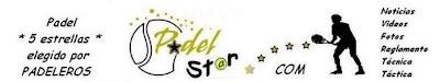 Logo web padelstar.com