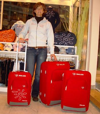 maletas de viaje Padel Lobb