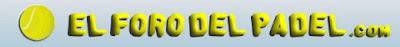 Logotoipo de elforodelpadel.com