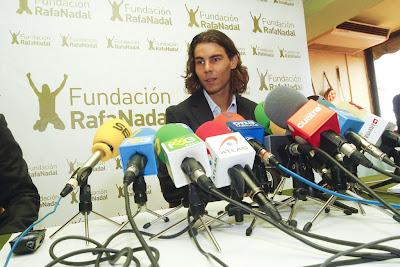 Presentación Fundación RafaNadal