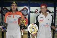 Ganadores del Torneo Metro Padel 2