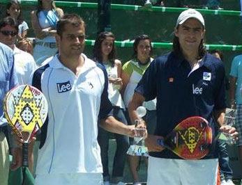 Campeones de España de Padel 2007