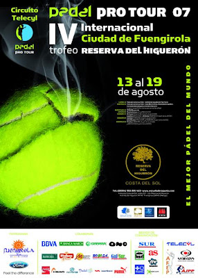 Cartel torneo padel ciudad_de_fuengirola