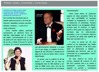 SportPadel en la revista digital ContrapaRED