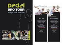 objetivos Padel Pro Tour 2009