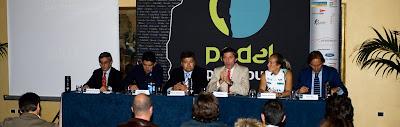 Presentación oficial PadelProTour 2009