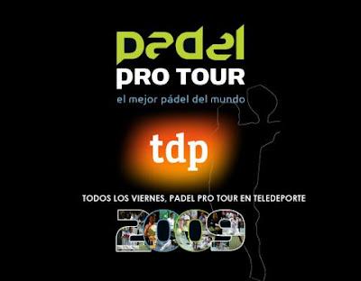 Padel ProTour en Teledeporte