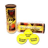Bote de pelotas Dunlop Pádel