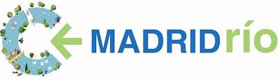 Logo del proyecto Madrid Río