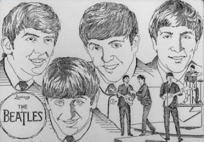 Les Beatles N1