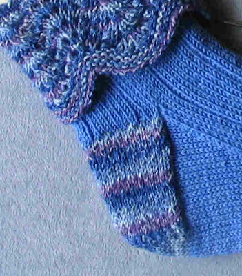 Knitting Stitches Eye Of Partridge : Stitches of Violet: Chat Back for January 31