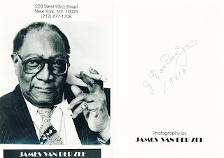Photographer James Van Der Zee is remembered by Etsy Artists of Color during Black History Month.  Story by Viqi French of Urban Islands - Fine Art Photography