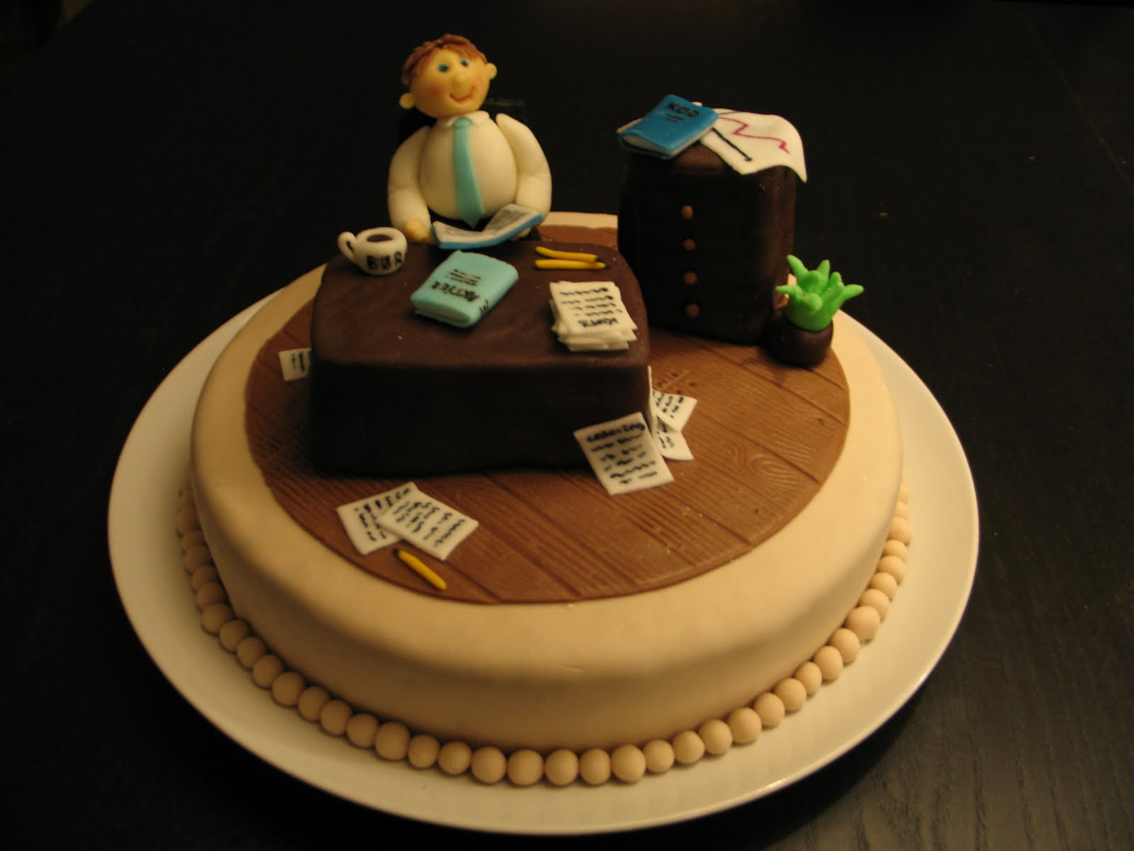 fødselsdag rotte kage