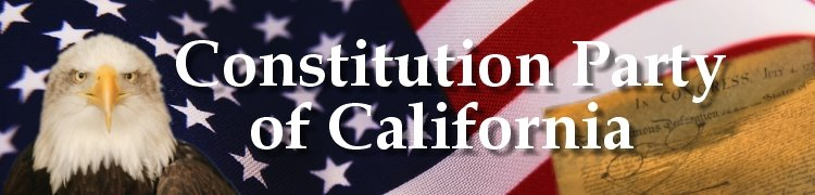 Constitution Party of California