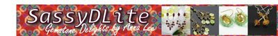 Colorful Store Banner for SassyDLite on etsy