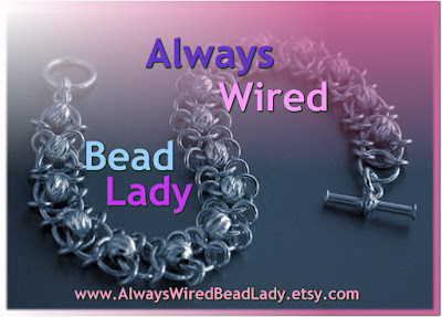 Joella Miller - Always Wired Bead Lady