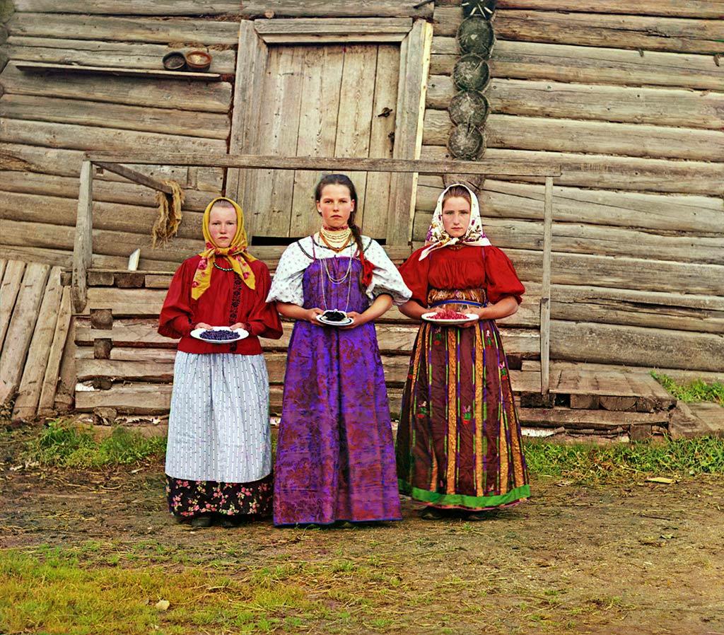 Фото деревенских девушка 20 фотография