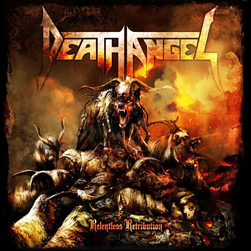 Death Angel Sonic German Beatdown LP METAL PRESS: DEATH ...