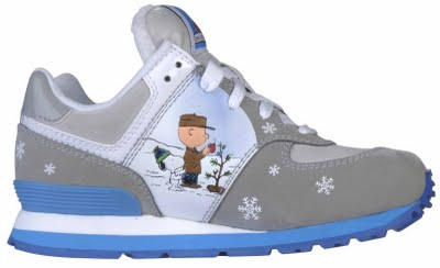 new balance charlie brown shoes