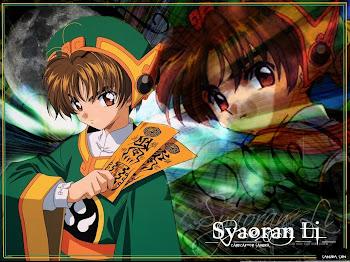 lee syaoran >_