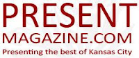 present magazine logo