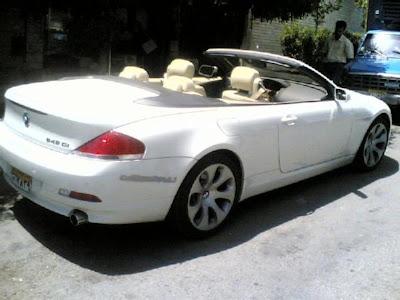 Bmw 645ci Rims. 2005 BMW 645Ci Convertible