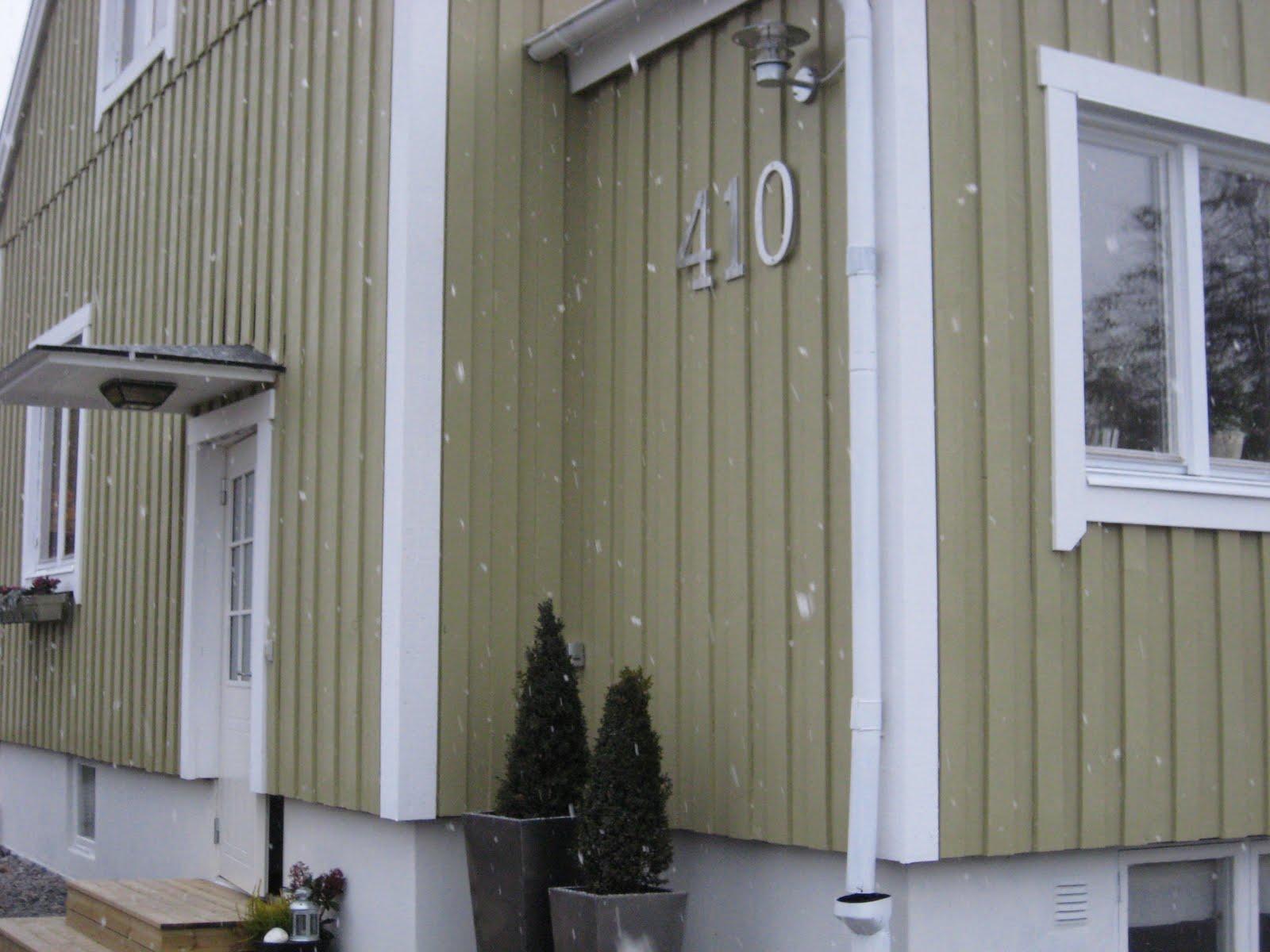 Ett hus för oss: oktober 2010