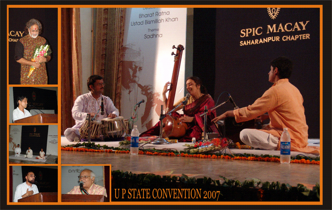U P State convention 2007 Organised by Saharanpur Chapter