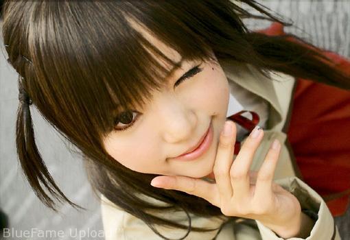 School Rumbles cosplay Kipi_tennma