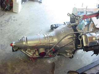 transmission for chevy 350 motor