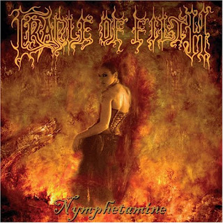 Nymphetamine cover Download Album Mp3 CRADLE OF FILTH