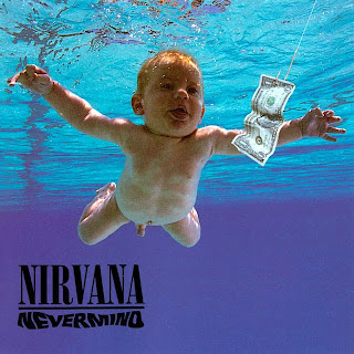nirvana nevermind front1 Download Album Mp3 NIRVANA