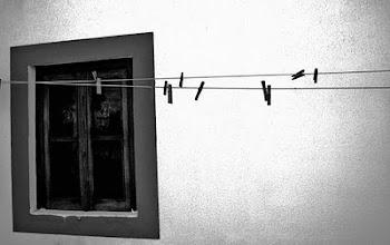 Abre a janela.